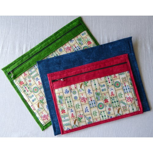 mahjongtiles™ Project Organizer Pouch (Medium and Large)
