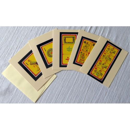 mahjongtileartcards™ - Mahjong Sets - Cowen's (2020)