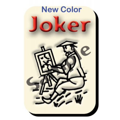 mahjongtilestickers™ -- MET-Games Painter Joker™